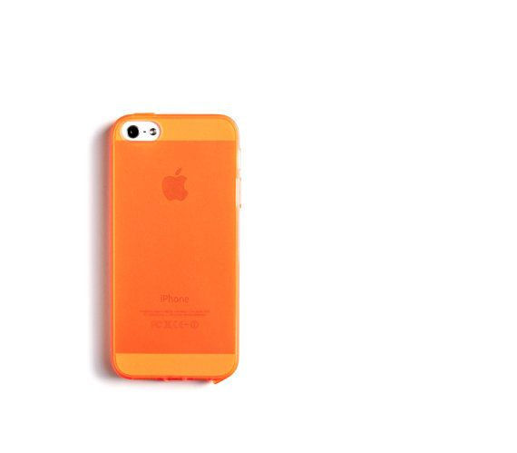 pick your color iphone 5s case orange iphone 5 cover. Black Bedroom Furniture Sets. Home Design Ideas