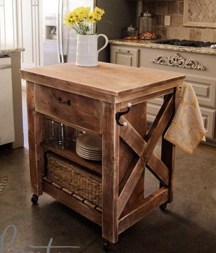 Kitchen island decorating ideas i love pinterest for Kitchen remodeling ideas pinterest