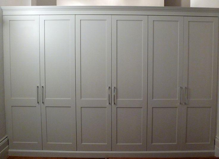 Shaker Style Wardrobe Doors Carpentry Pinterest