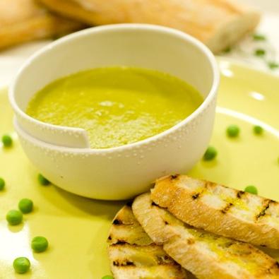 First of the Season Pea Soup | Laissez les bon temps rouler | Pintere ...
