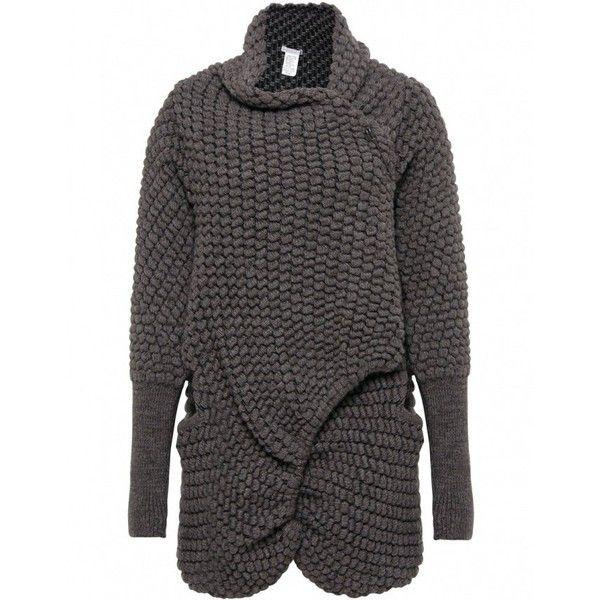 Women's Sarah Pacini Bobble Knit Cardigan (1 255 SEK) found on