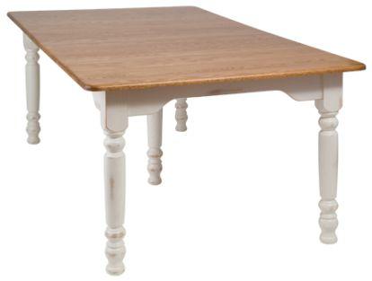Farmhouse table tables pinterest for 65 farmhouse table
