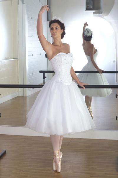 Ballerina Style Wedding Dresses - Wedding Dresses Asian
