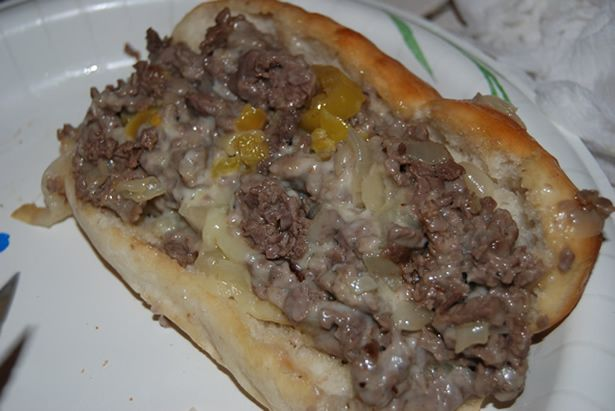 cheesesteaks | Favorite Recipes | Pinterest