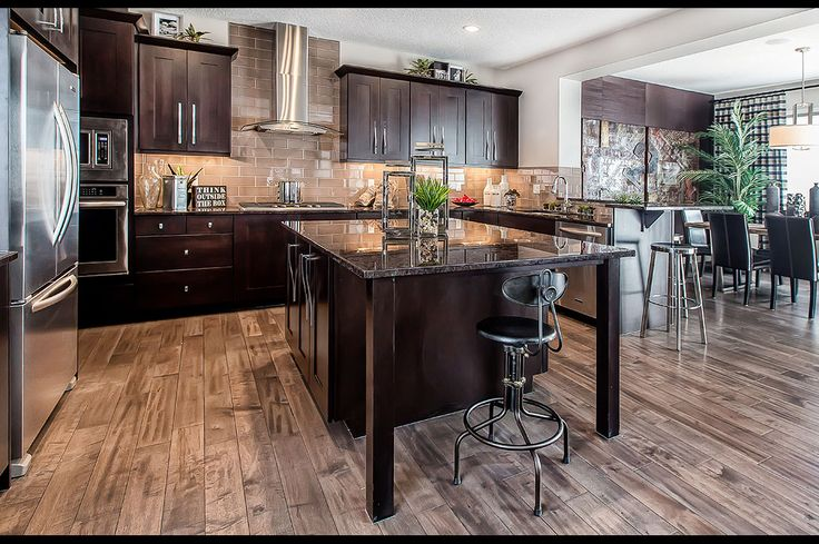 it all kitchen dining room combo