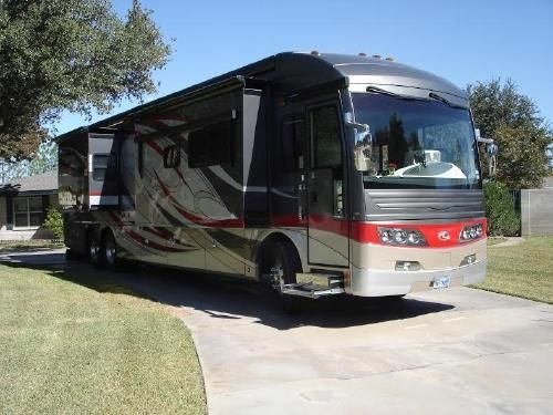 Pin by rv registry on class a diesel motorhomes pinterest for Class a rv with car garage