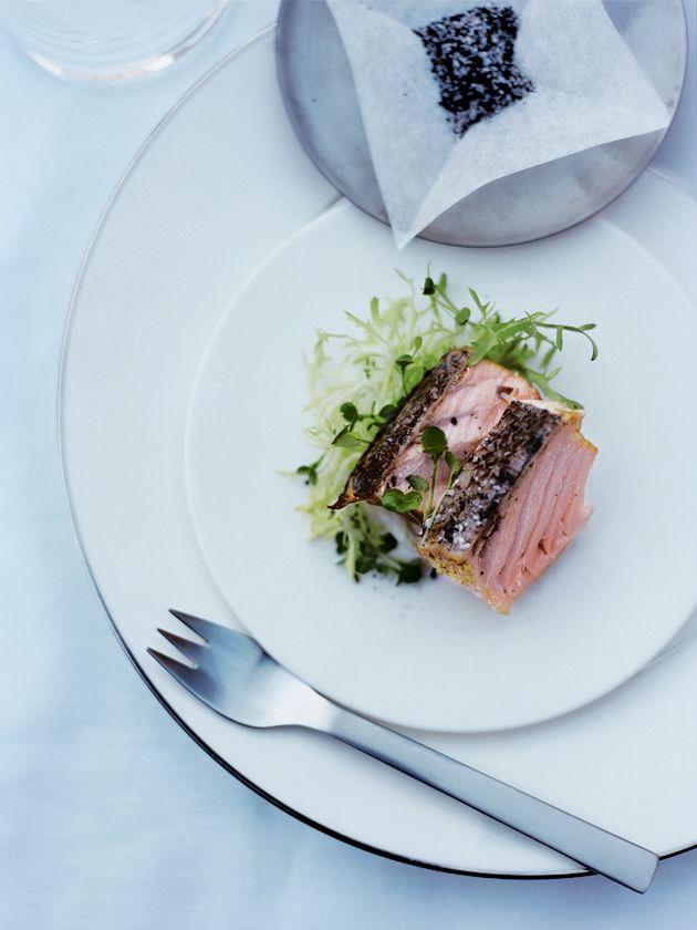 tea-smoked salmon | Eat me | Pinterest