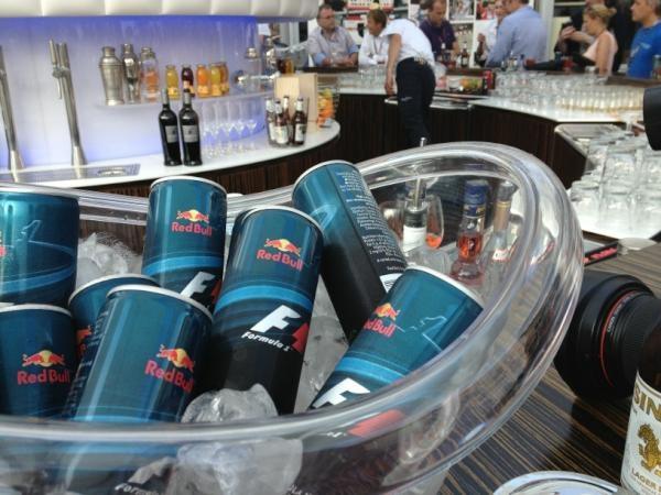 Red Bull version #f1 Monaco