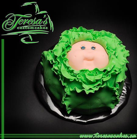 Cabbage Patch Kids Cake Ideas And Designs