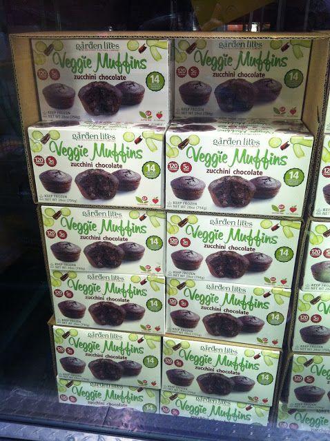 Garden lites veggie muffins for 12 gluten free - Garden lites blueberry oat muffins ...