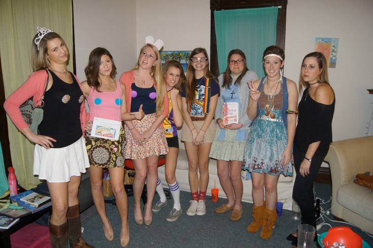 High School Stereotypes Social: Mean Girls
