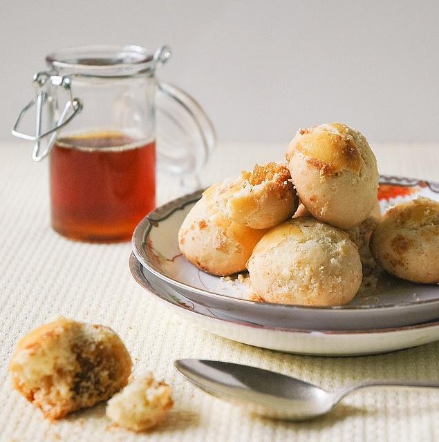 Honey Biscuits | Mielandia ** | Pinterest