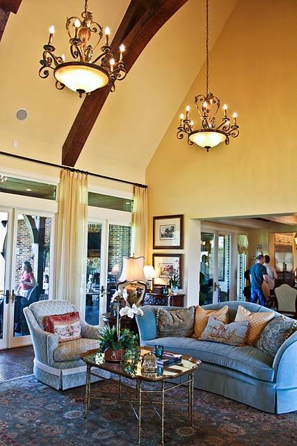 Blue and orange living room orange living room pinterest - Blue and orange living room ...