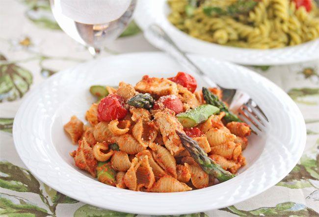 Sun-Dried Tomato Pesto Pasta Sauce   Recipe