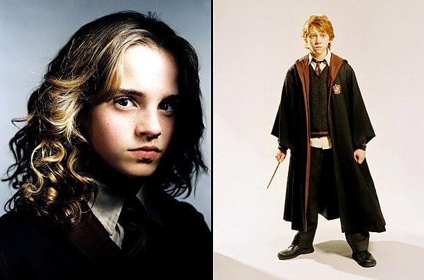 harry hermione essays