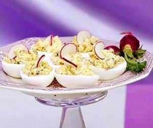 Italian Style Deviled Eggs Recipe $1.00 All proceeds from this sale go ...