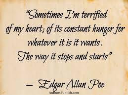 edgar allan poe the valentine