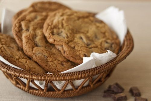 These look way to good .... Jacques Torres's Chocolate Chip Cookies