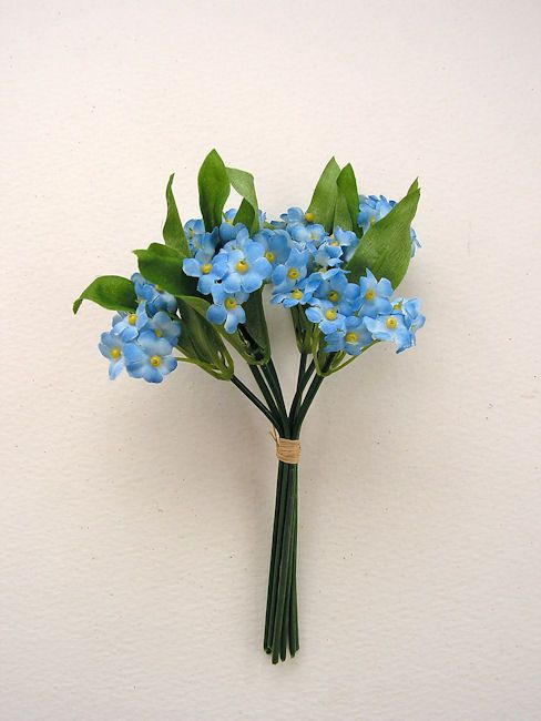 Love Forget-Me-Nots!
