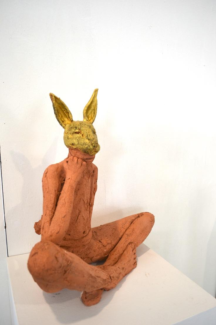 Ceramics Annual of America 2012, San Francisco.  artist; Susannah Israel, ph: linda fahey