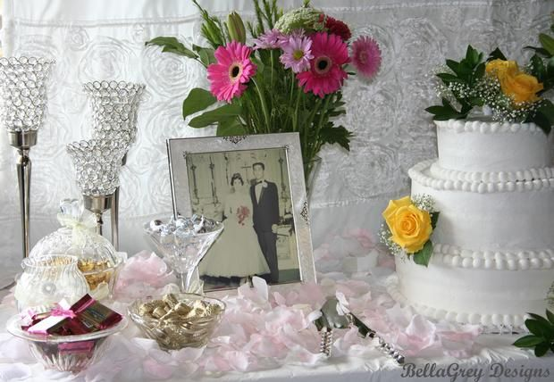 50th Wedding Anniversary Gifts Pinterest : 50th wedding anniversary 50th Wedding Anniversary Ideas Pinterest