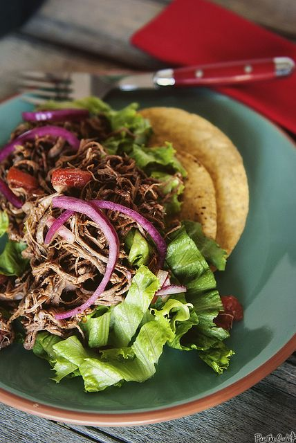 Salpicon Beef Salad   In the Kitchen - Food & Drink Creations   Pinte ...