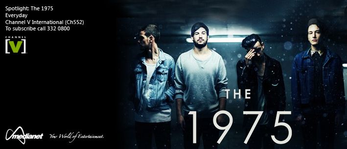 Spotlight the 1975 manchester based fearless alternative rock band