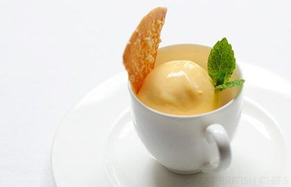Apricot Sorbet Recipe - Great British Chefs