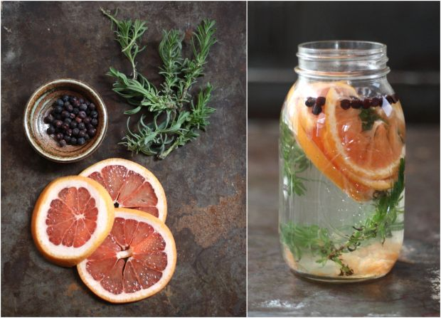 Grapefruit Juniper Berry Fizz Recipes — Dishmaps