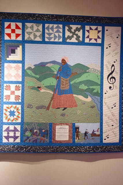 underground railroad quilt My heritage Pinterest