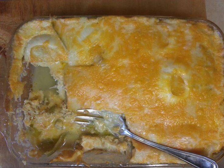 Chicken Chile Relleno Casserole. | Martha's Favorite Dishes | Pintere ...