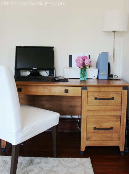 Small home office organization new house ideas pinterest