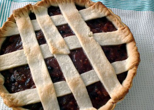 Winter Apple And Dried Fruit Pie Recipes — Dishmaps