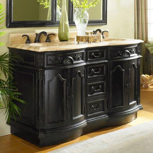 ornate bathroom vanity my style pinterest
