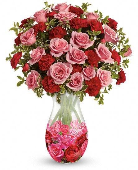 valentine flowers under 25