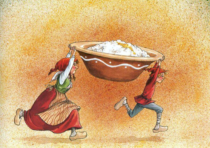 """Sven Nordqvist """"Christmas Porridge"""""""