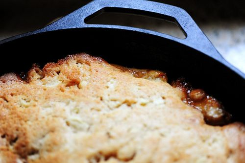 Apple Cake in an Iron Skillet | Recipe