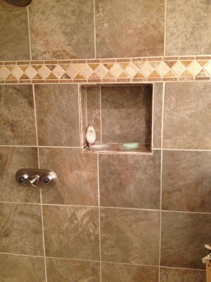Porcelain Tile Shower Tile Pinterest