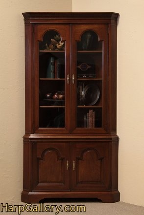 corner cabinet for my china dining room pinterest