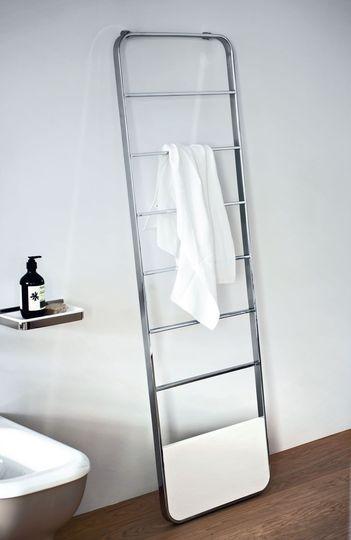 S che serviettes style chelle design salle de bain - Echelle serviette salle de bain ...