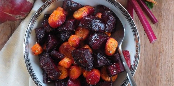 Salt-Baked Carrots And Beets Recipes — Dishmaps