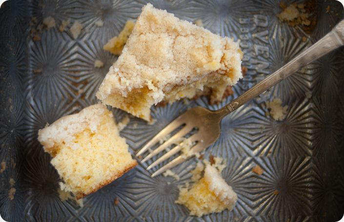 Take a classic crumb cake recipe. Crank it UP. From Some Kitchen ...