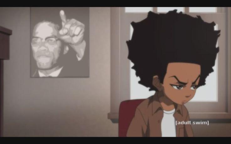 Huey Freeman.