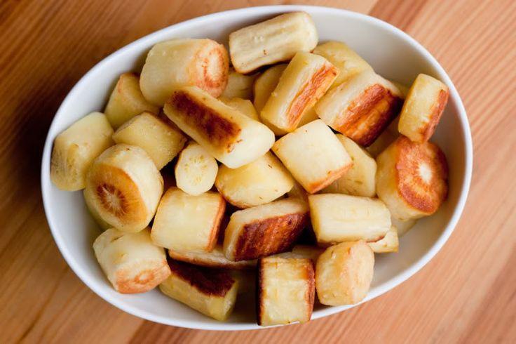 Oven Roasted Parsnips | Eat Your Veggies | Pinterest