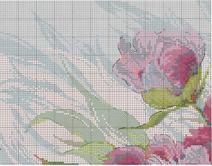 Схемы для вышивки крестом регистрации 415