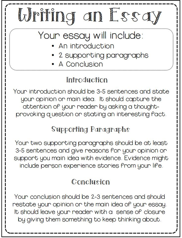 Student Essay Tips - Furman University