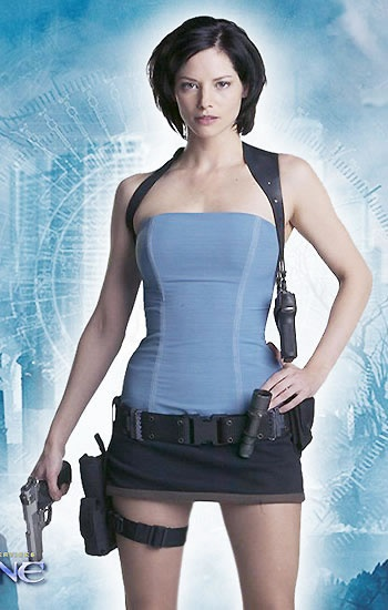 jill valentine website