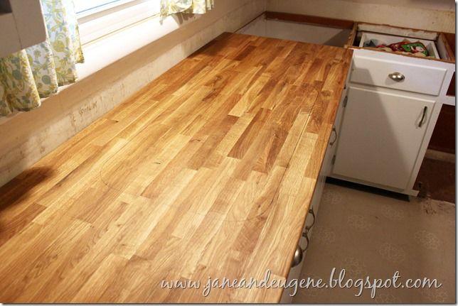 ikea butcher block countertops for the home pinterest