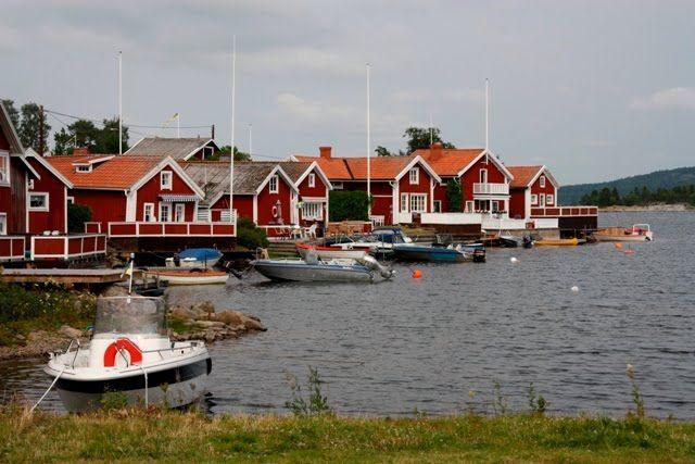 Alnö Island Sweden
