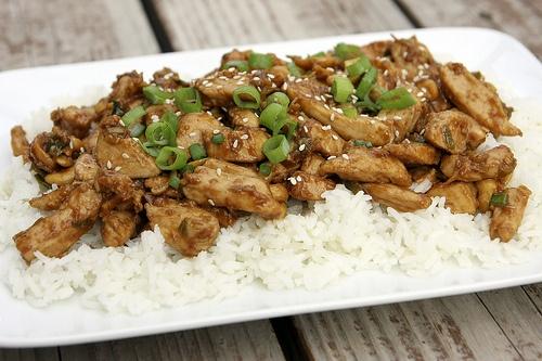 Cashew Chicken | recipe ideas | Pinterest